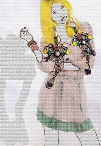 magazine page cami jewelry
