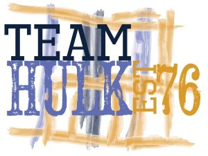 Team Hulk2 design