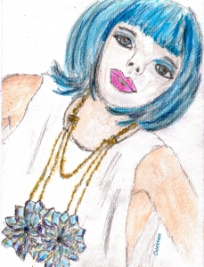 bluecolor