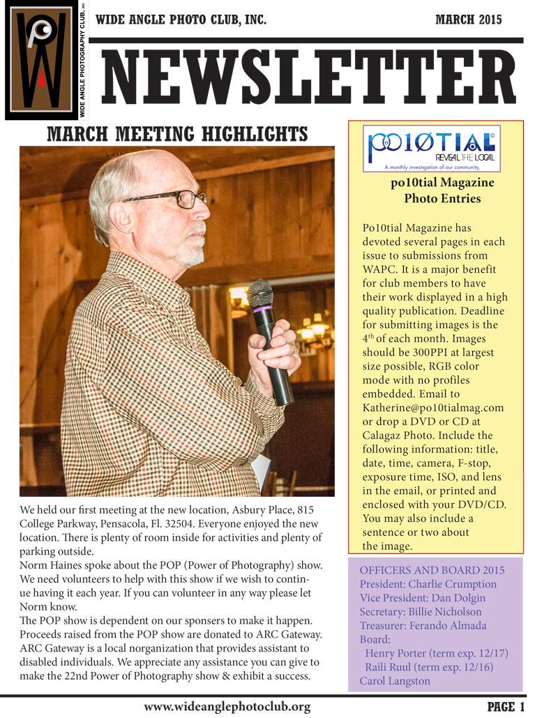 monthly newsletter design 2015 loethen design portfolio