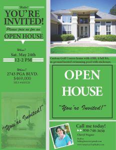 open house cheryl